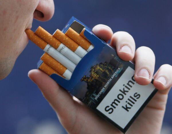 В Российской Федерации вступает в силу новый Технический регламент на табачную продукцию