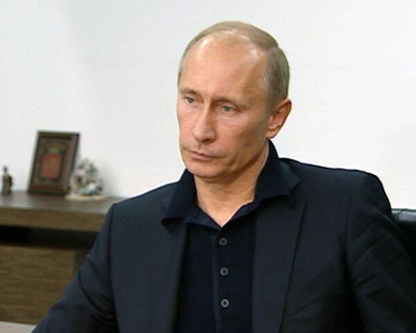 Путин пояснил Тулееву, какая должна быть средняя зарплата у шахтеров