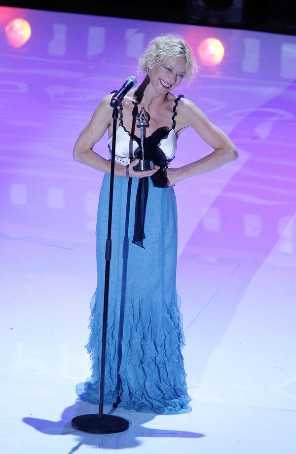 Актриса Вилма Цибулкова получила приз 32-го ММКФ