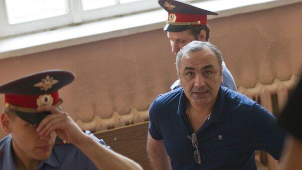 Слушания по делу уроженца Грузии Тариела Мулухова в Хамовническом суде