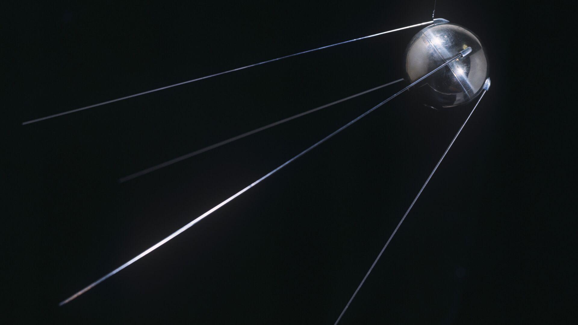 Первый советский искусственный спутник Земли - РИА Новости, 1920, 24.01.2021