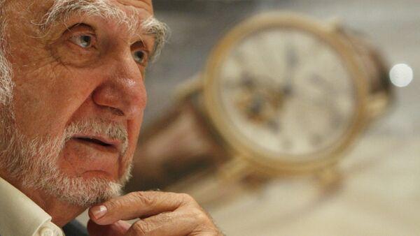 Президент крупнейшего в мире производителя часов Swatch Group Николя Хайек