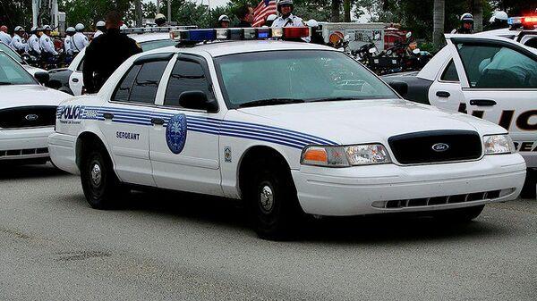 Полиция Майами. Архив