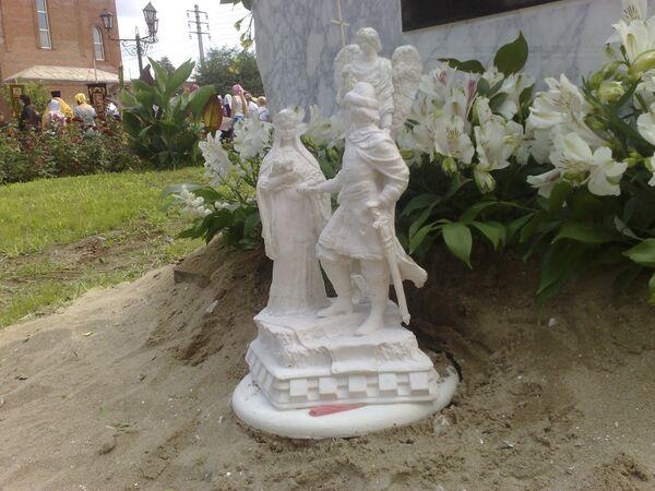 Памятник святым Петру и Февронии установят в Краснодаре