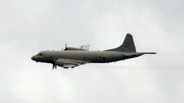 Базовый патрульный самолет ОРИОН Сил самообороны Японии
