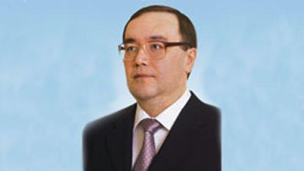 Сын президента Башкирии Урал Рахимов