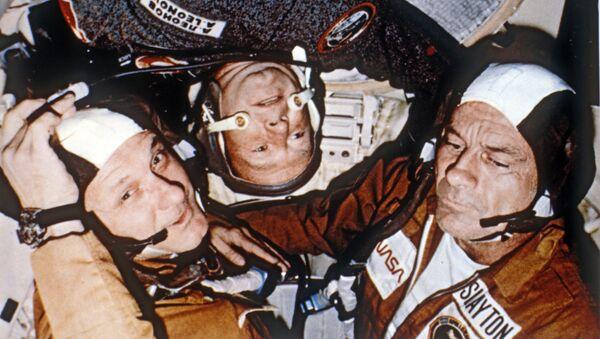 Совместный советско-американский космический полет Союз-Аполлон