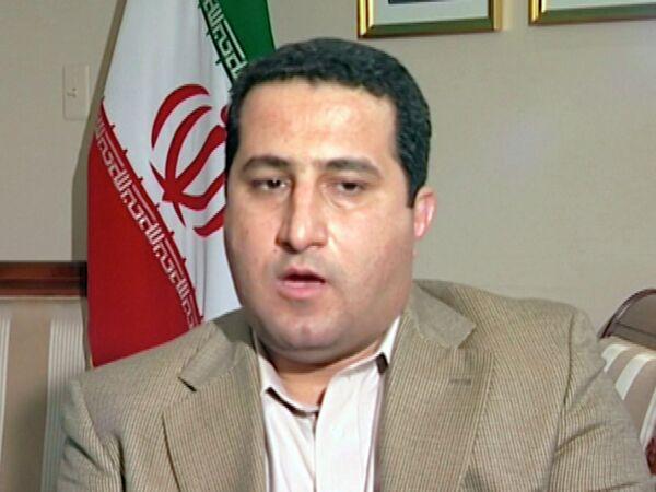 Видеокадр иранского ученого-ядерщика Шахрама Амири