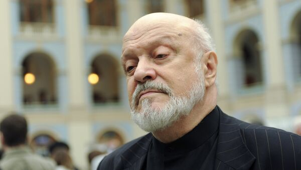 Кинорежиссер Геннадий Полока