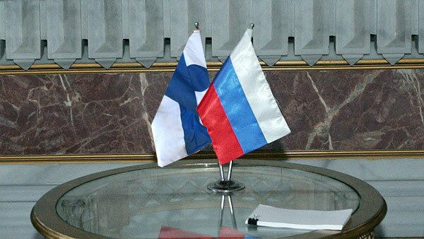 Россия-Финляндия