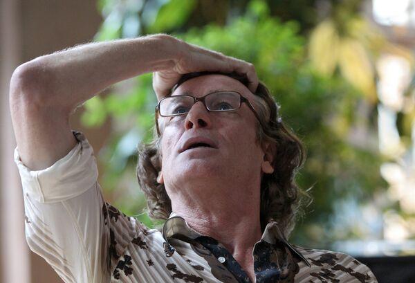 Испанский хореограф Начо Дуато