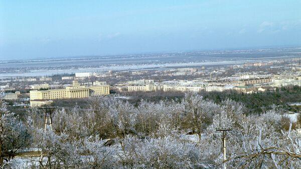Панорама Нальчика. Архивное фото