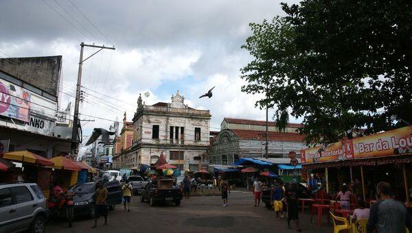 Манаус - самый оторванный от цивилизации город в джунглях Амазонки