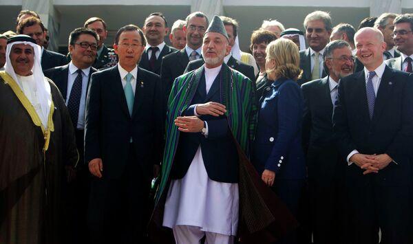 Международная конференция по Афганистану в Кабуле