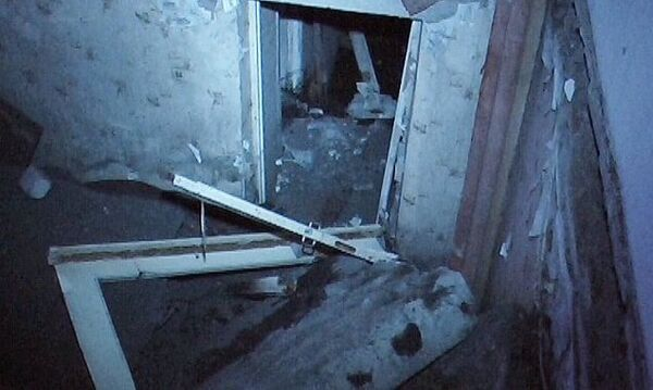 Взрыв газа в жилом доме Камня-на-Оби