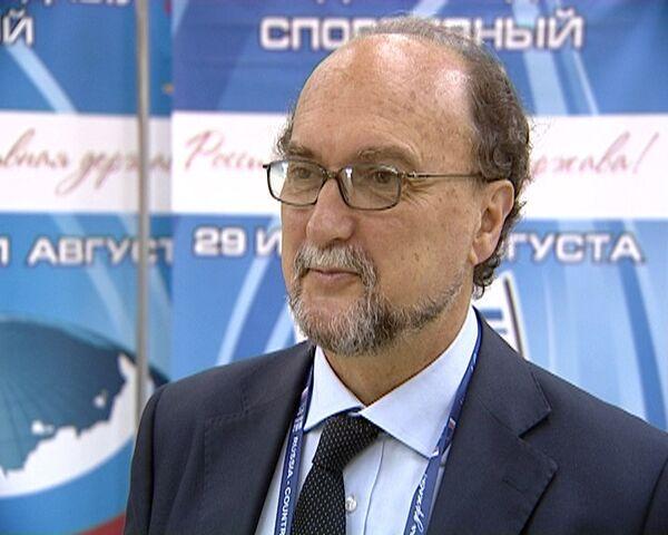 Потенциал для развития спорта у России огромный - Джанни Мерло