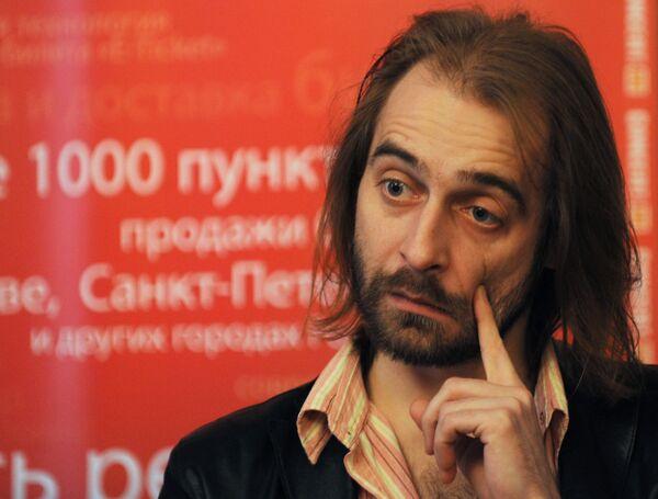 Театральный режиссер Владимир Панков