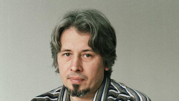 Писатель Владимир Сорокин, архивное фото
