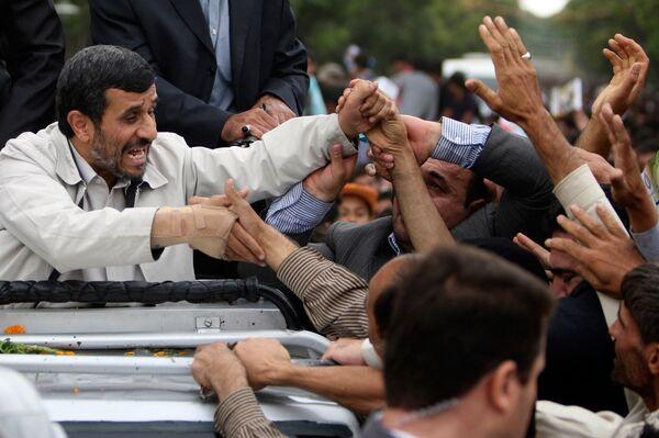 Покушение на Махмуда Ахмадинежада