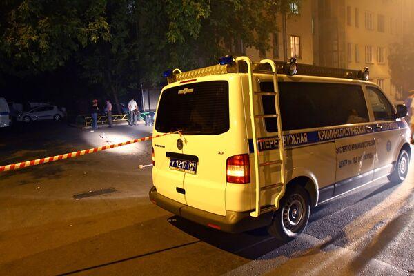 Покушение на Юрия Шишлова произошло в Москве