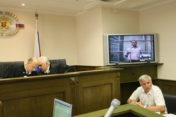 Верховный суд оставил в силе приговор капитану Захаркину