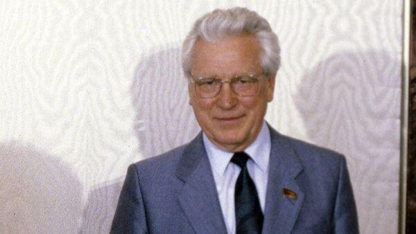 Петр Демичев. Архив