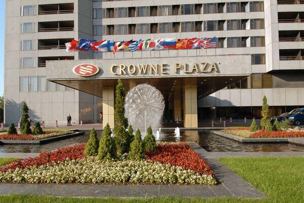 Гостиница Crowne Plaza