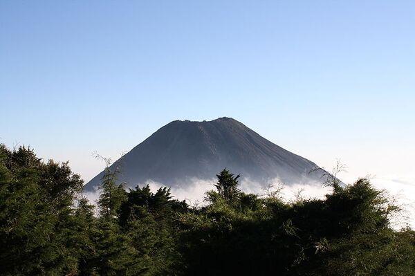 Вулкан Исалько, Сальвадор