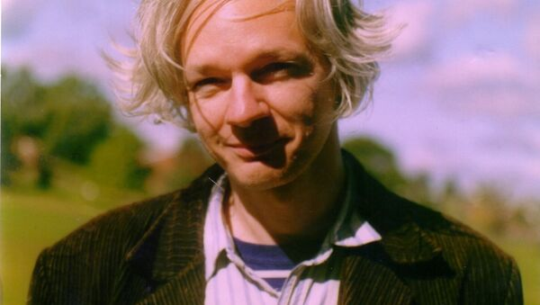 Основатель сайта Wikileaks Джулиан Ассандж