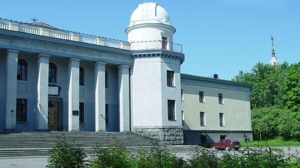 Государственный астрономический институт им. П.К.Штернберга (ГАИШ)
