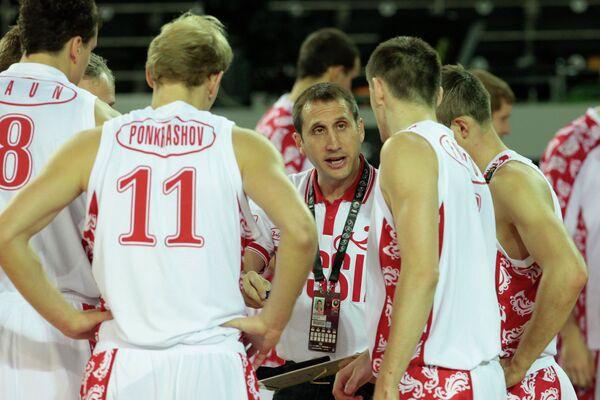 Сборная России по баскетболу на ЧМ-2010