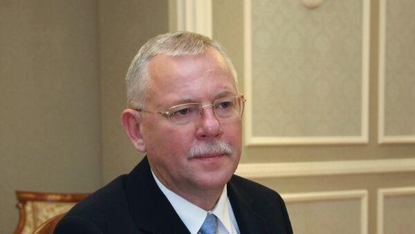 Глава Карелии Андрей Нелидов