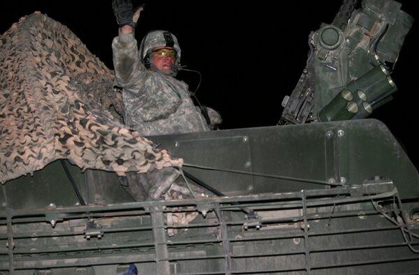 Вооруженные силы США покидают Ирак