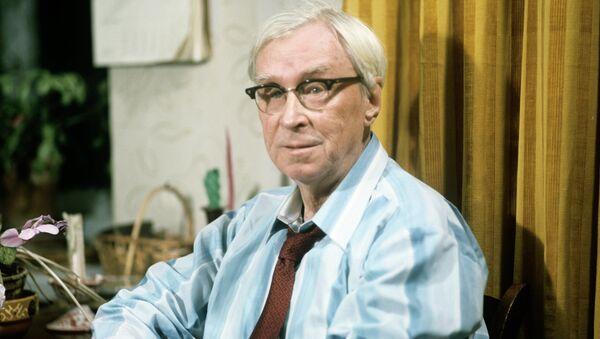 Артист Эраст Павлович Гарин