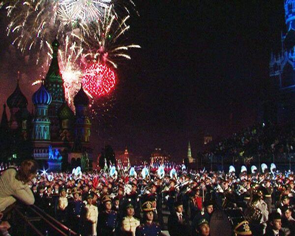 День города в столице отметили зарядкой и парадом оркестров