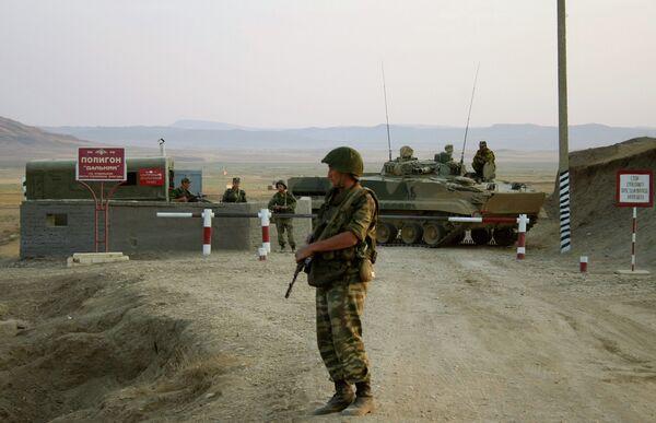 Теракт на полигоне Дальний близ дагестанского Буйнакска