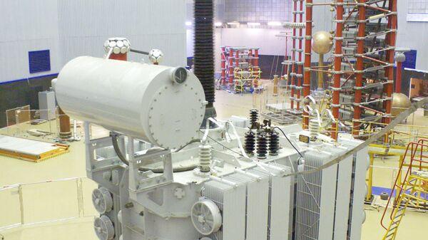 Управляемый шунтирующий реактор (УШР) мощностью 180 Мвар