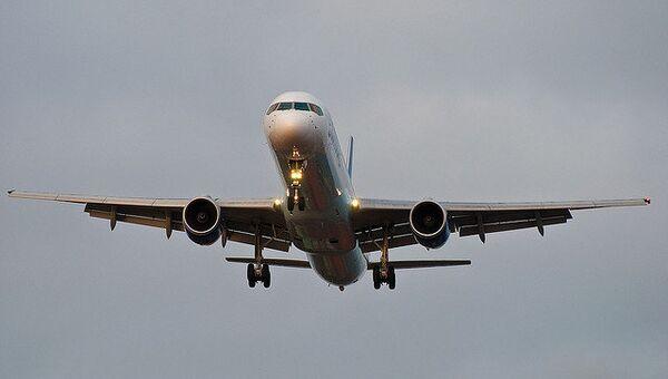 Самолет Boeing 757. Архивное фото