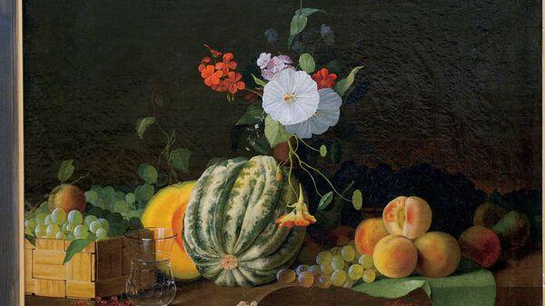 Музеи мира дарят друг другу букеты цветов из своих коллекций