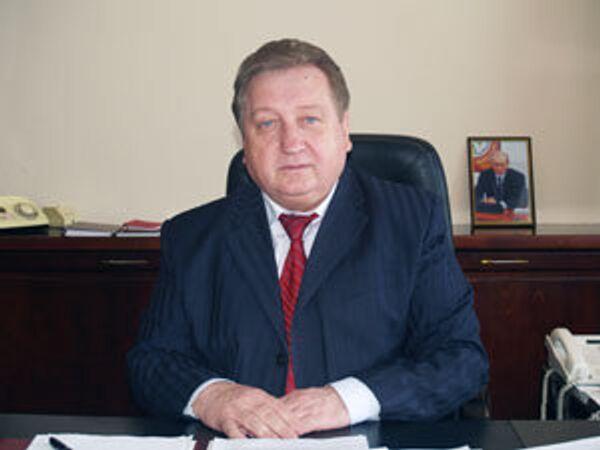 Председатель Народного Хурала (Парламента) Республики Калмыкия Анатолий Козачко