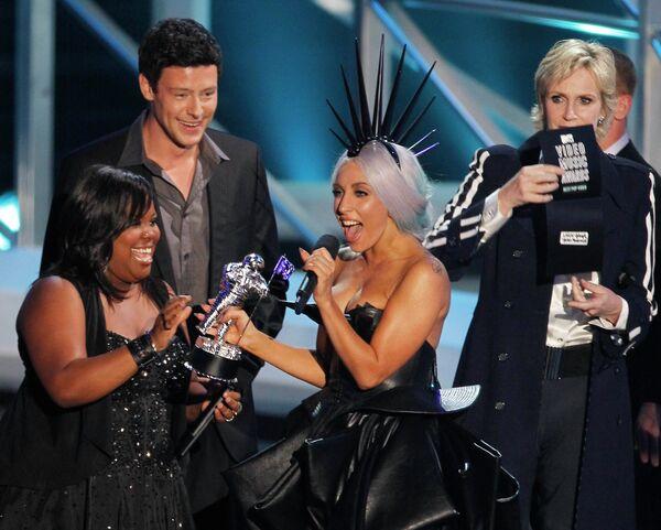 Леди Гага получила главную награду MTV Видео года