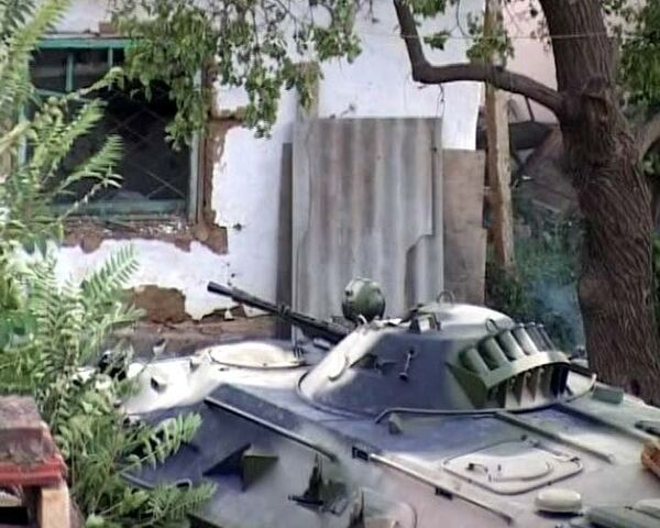 Силовики уничтожили банду террористов в Махачкале в ходе спецоперации