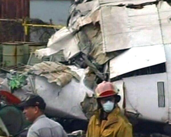 При падении самолета в Венесуэле выжили 36 человек