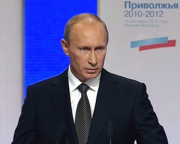 Путин рассказал, зачем нужно поддерживать российский автопром