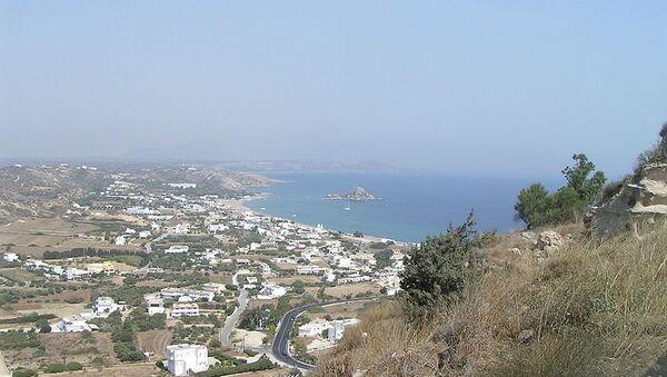 Греческий остров Кос. Архивное фото