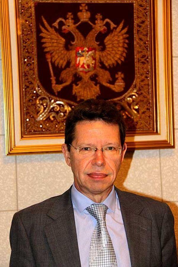 Посол РФ в Индонезии Александр Иванов