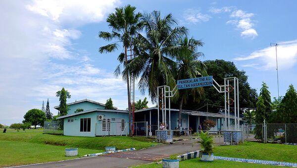 Жилые помещения сотрудников гарантийной бригады КнААПО на Базе ВВС Индонезии Султан Хасануддин в городе Макассар (провинция Южный Сулавеси)