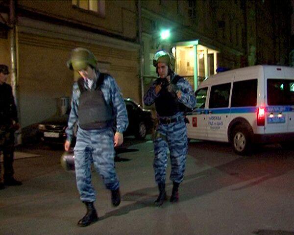 Место покушения на вора в законе деда Хасана оцеплено милицией
