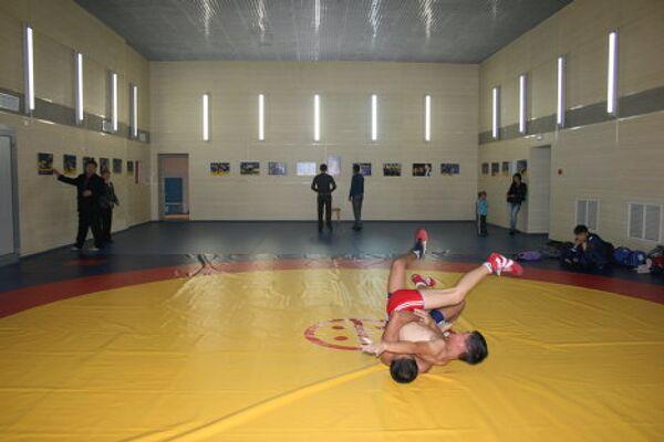 Спортивный комплекс им. Ивана Ярыгина
