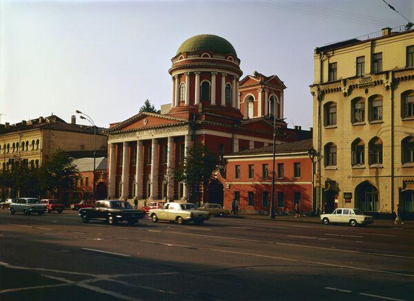 Музей истории и реконструкции Москвы. Архив